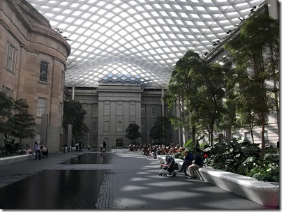 Kogod Courtyard