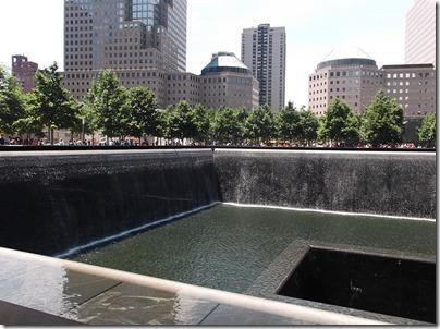9-11 Memorial Pool