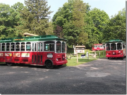 Water Gap Trolley