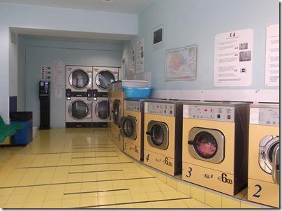 Venetian Laundromat