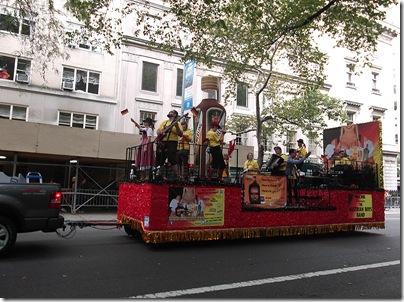 Steuben Parade